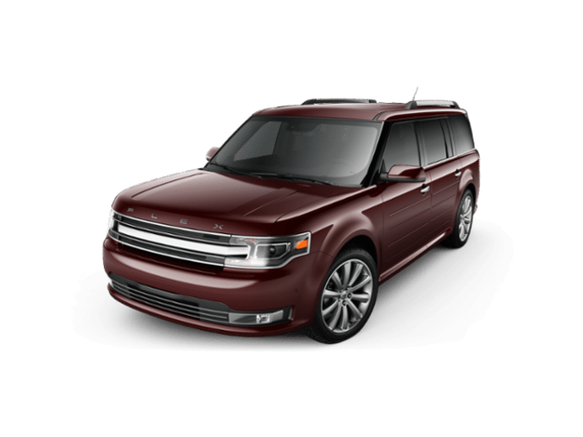 2019 Ford Flex Limited EcoBoost w/Navigation Limited EcoBoost AWD